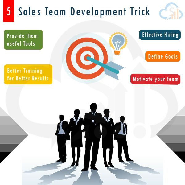 It is important to focus on right strategies to develop your sales team. High performance sales team is essential for any business. All the sales people should know about their roles and responsibilities. To be successful they need resources, effective sales leadership, training and sales process management systems.