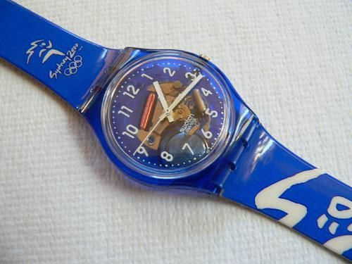 Sydney Olympics Swatch Watch Price | Olympic Special ― Swatch and Beyond