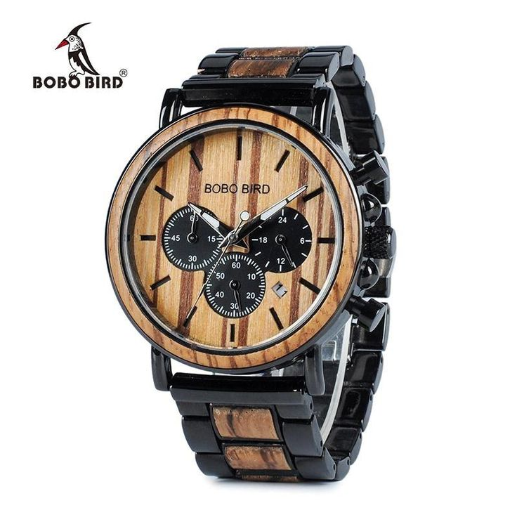 WP09 Wooden Watch