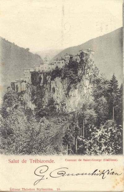 Saint George Peristereota