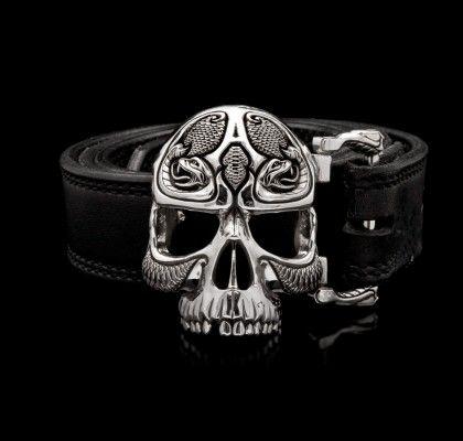 Poison Buckle - NightRider Jewelry