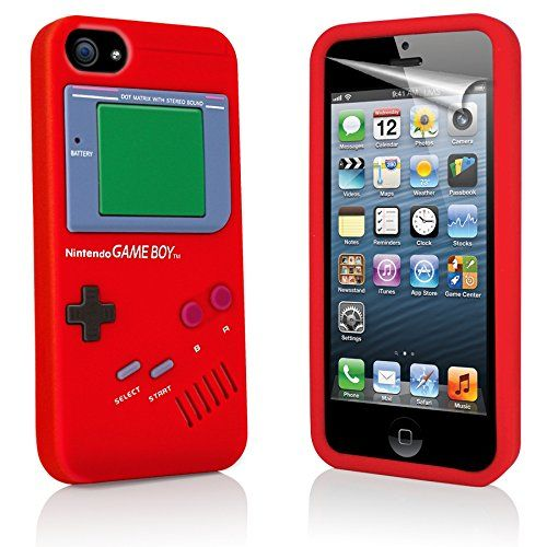 Pin on iPhone coque gameboy
