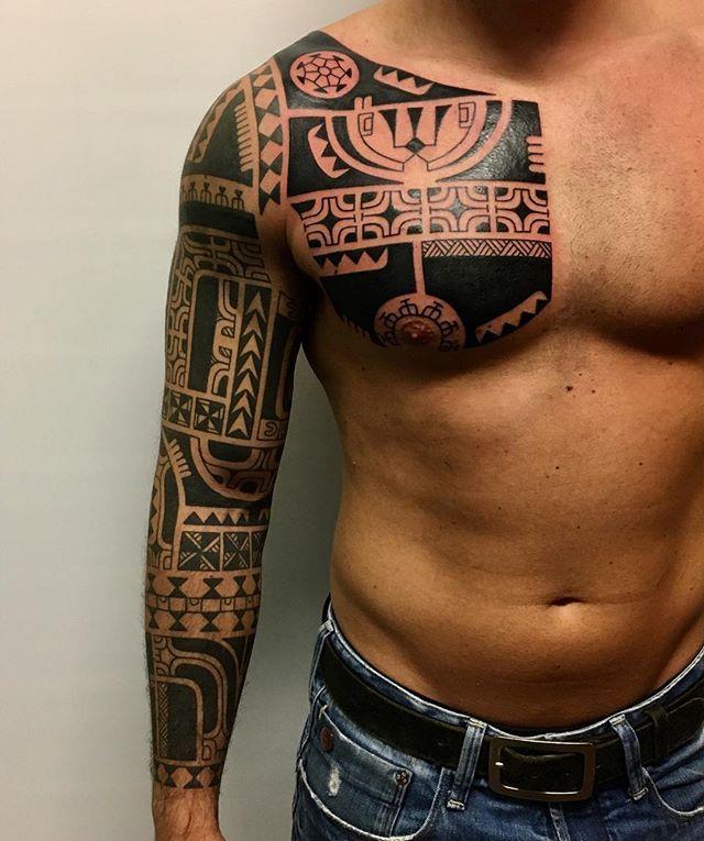 Marquesan Tattoo: The 25+ Best Marquesan Tattoos Ideas On Pinterest
