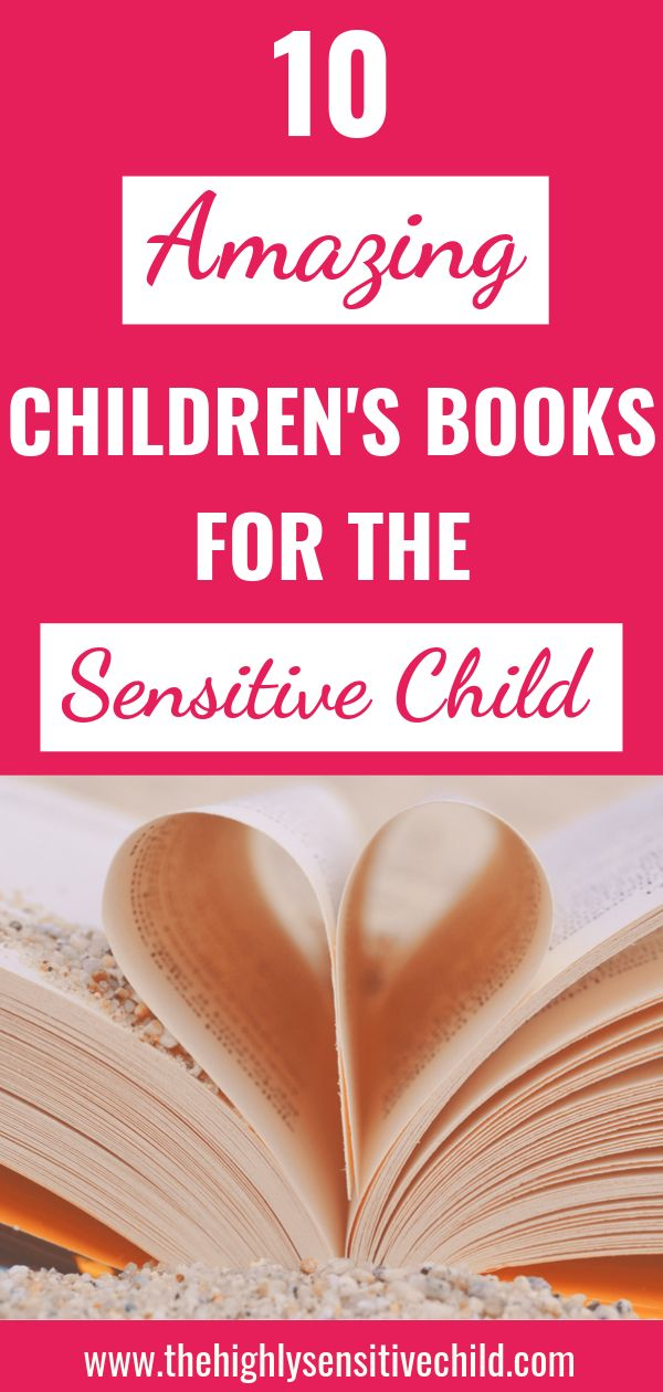 Children's Book Ideas for a Highly Sensitive Child