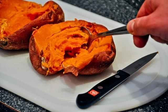 Savory Stuffed Sweet Potatoes (I claim no onwership to this photo)