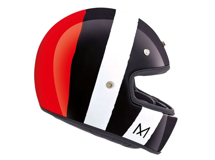Nexx XG100 Cafe Racer Full Face Motorcycle Scooter Helmet
