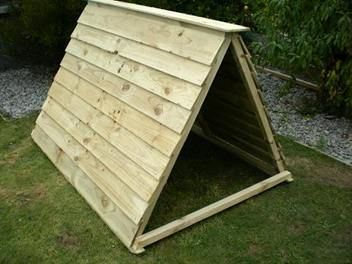 Goat Shelter - Custom Animal Homes - Chicken House - Rabbit Hutch - Dog Kennel - Aviaries - Goat Shelters - Christchurch - New Zealand