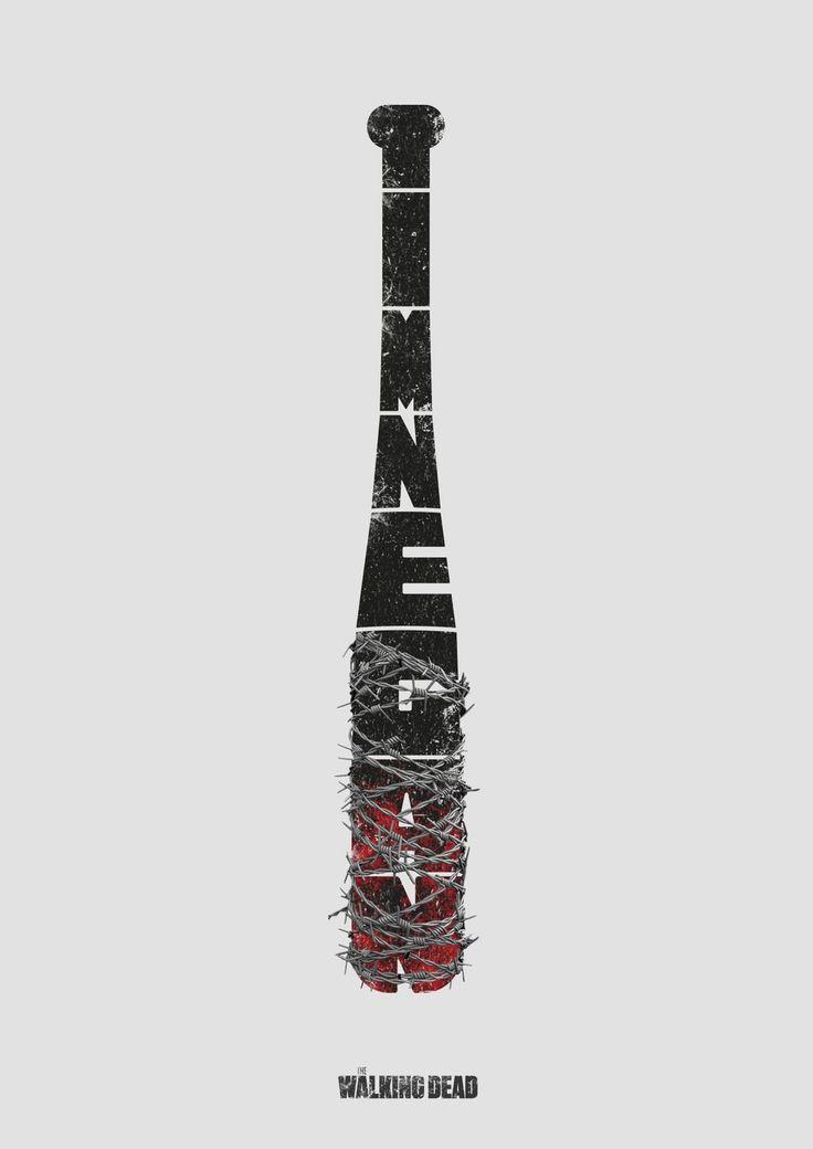 Lucille - Negan - The Walking Dead