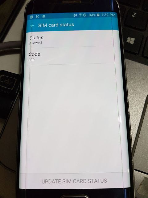 Unlock Samsung S6 Edge SCV31/G925J AU KDDI Japan For Free