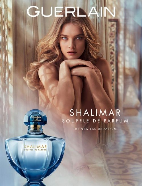 Shalimar Souffle de Parfum Guerlain - A new interpretation of the classic oriental fragrance Shalimar from 1925, or, better to say, its modern version. The scent is a delicate floral oriental. It opens with fresh and light citrus aromas of lemon, bergamot and mandarin. Indian Sambac jasmine and orange blossom water absolute make its sparkling floral heart. Vanilla from Tahiti and from India form the base together with white musk.