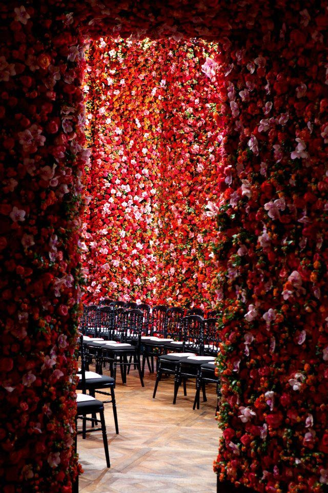 Floral Installations # Pinned By Devika Narain