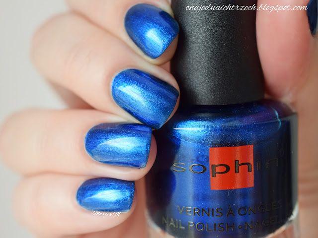 Ona jedna, a ich trzech: Sophin 366 Mysterious Midnight (Blue Lagoon)