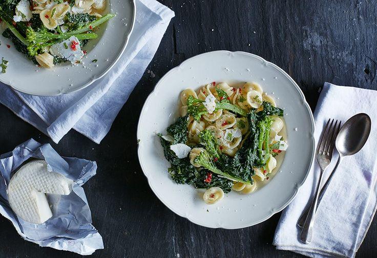Pasta: saucy secrets & healthy surprises