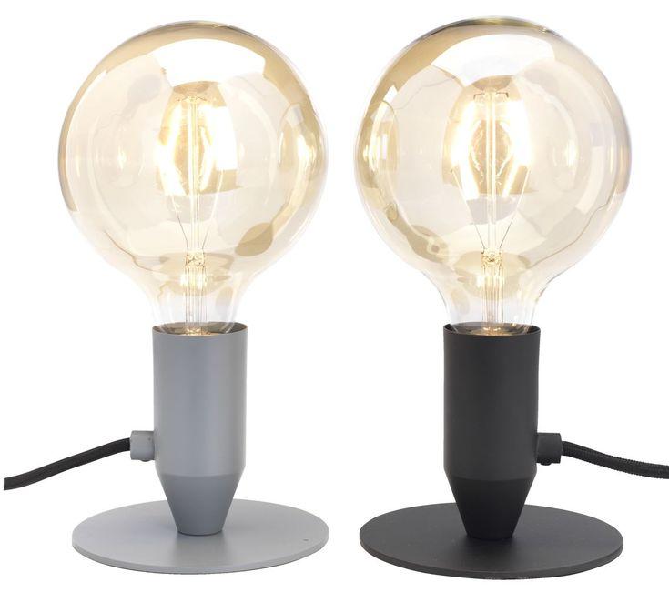 Pöytälamppu CONRAD Ø13cm LEDillä laj. | JYSK