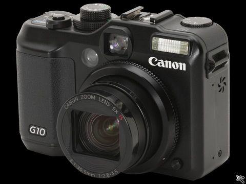 Love my Canon G10 camera