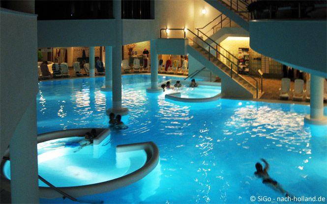 Lust auf ein Wellness Wochenende in Holland? Hier finden Sie Tipps für Wellness-Hotels in den Niederlanden.