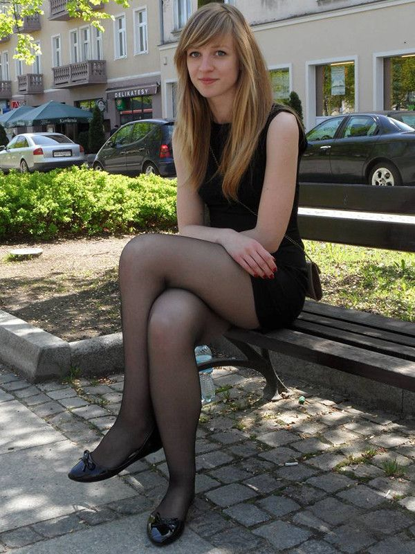 Even Wearing Pantyhose L 110