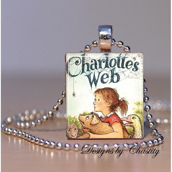 charlottes web scrabble necklace 600 via etsy