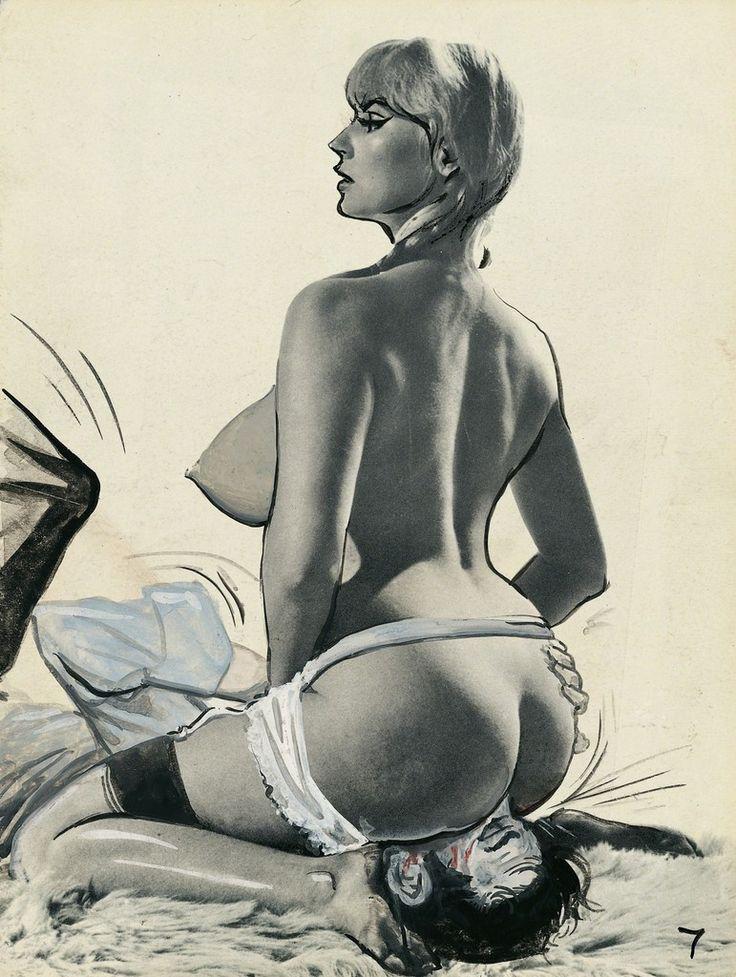 Face Sitting Suite, Suite N. 07, 1977