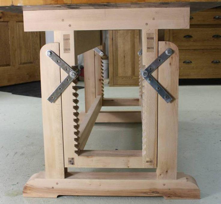 Adjustable Height Bench