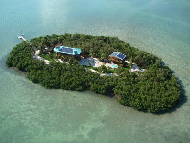 Your Own Private Island, Florida | 14 Unbelievable Places You Can Actually Rent Out