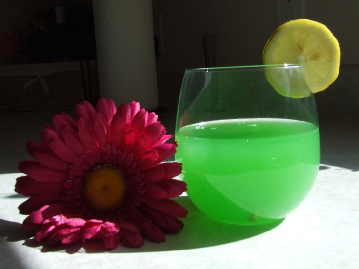Lime Punch (Any Flavor of Jello Can Be Used In This Recipe.) Great For a Kid's Party. | Tasty Kitchen: A Happy Recipe Community!