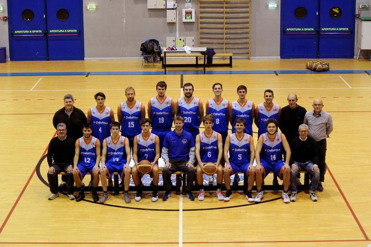 #trevignano #basket #serieD #dallariva #sponsor