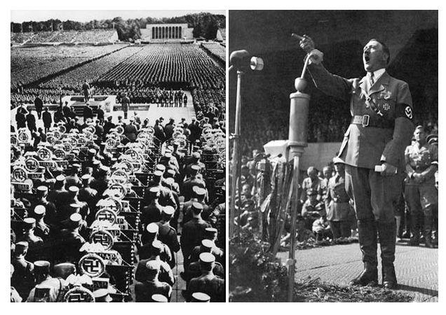 Выступление Гитлера