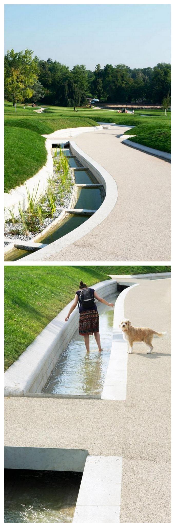 Future Park Killesberg, Stuttgart by Rainer Schmidt Landschaftsarchitektur. Click image for link to full profile and visit the slowottawa.ca boards >> https://www.pinterest.com/slowottawa/