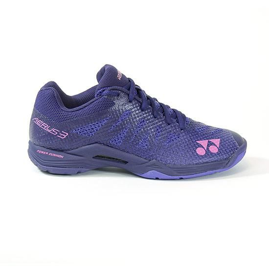 Yonex Aerus 3 LX Badminton Shoe - Navy