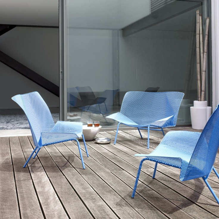 Modern Outdoor Furniture By Ligne Roset