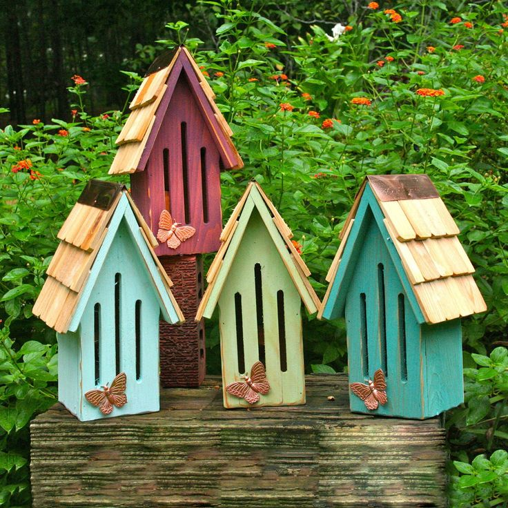 25 unique homemade bird houses ideas on pinterest diy for How to make homemade bird houses