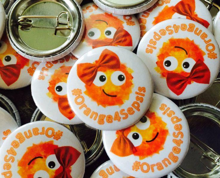 "Quickbadge on Twitter: ""25mm button pin #badges great size & price #promotionalproducts #uklatehour #uksmallbiz #orange4sepsis #womeninbiz  https://t.co/L4QjpUhrZS"""