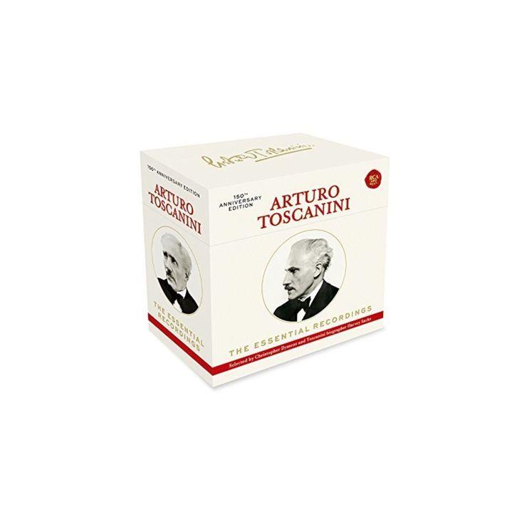 Arturo Toscanini - Arturo Toscanini - the Essential Recordings (CD)