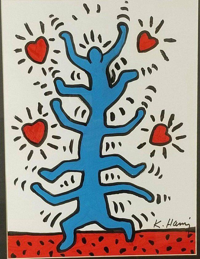 Die besten 25+ Keith haring Ideen auf Pinterest Bad painting - badezimmer 1990