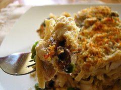 Diabetic Recipes - Chicken Tetrazzini