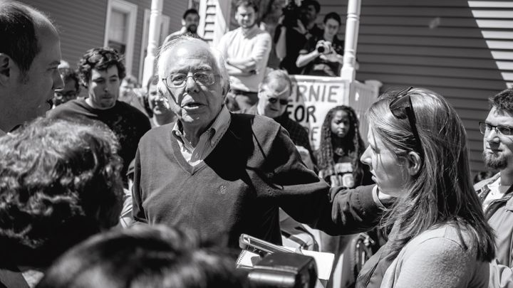 """Weekend With Bernie 