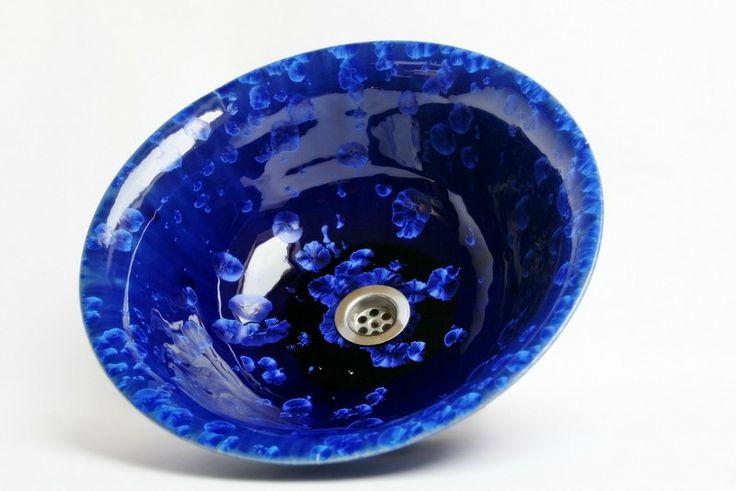 Waschbecken  von Ceramiki Czar auf DaWanda.com