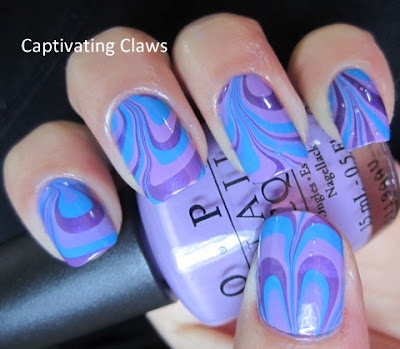 This chick does the best water marbling!Makeup Nails, Water Mable Nails, Nails Art, Nails Envy, Marbles 5 3 12, Nails Ideas, Creative Nails, Water Marbles, Marbles Nails
