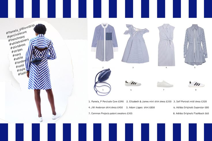 Pamela_pWornWith: Shirts & Stripes