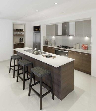 Lancaster kitchen (Metricon)