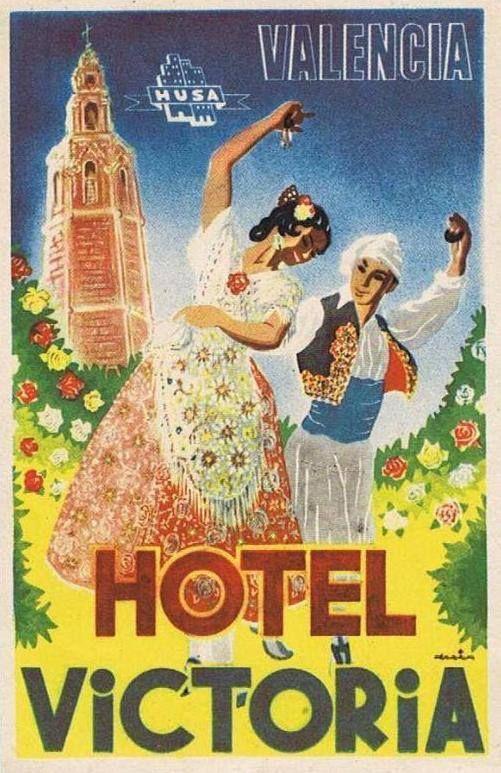 Hotel Victoria - Valencia