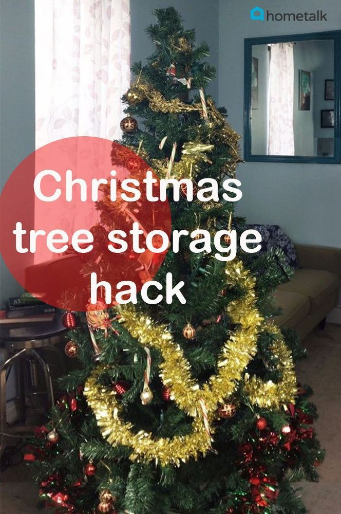 The Tree Storage Hack You Have to