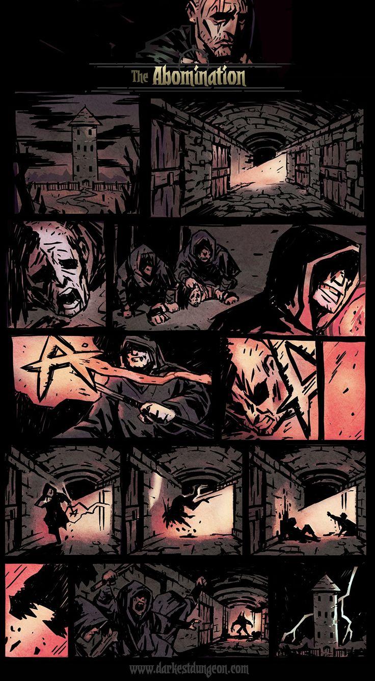 Darkest Dungeon - The Abomination