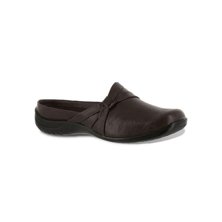 Easy Street Ease Comfort Women's Clogs, Size: medium (7.5), Brown