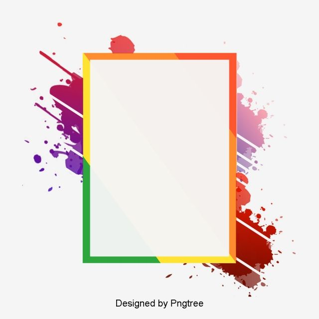 Stylish And Simple Border Design, Fashion, Simplicity, Style