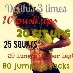 Don't Have Time for a Workout? Don't Know What To Do? Try This!