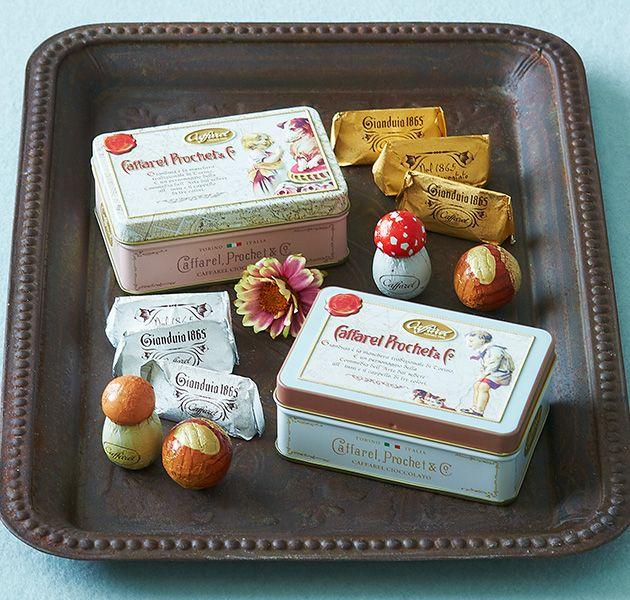 カファレル トリノコレクションミニ缶セットイメージ