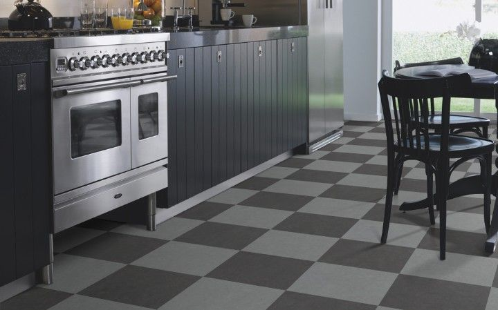 Linoleumgolv Marmoleum Click - ideas for my kitchen