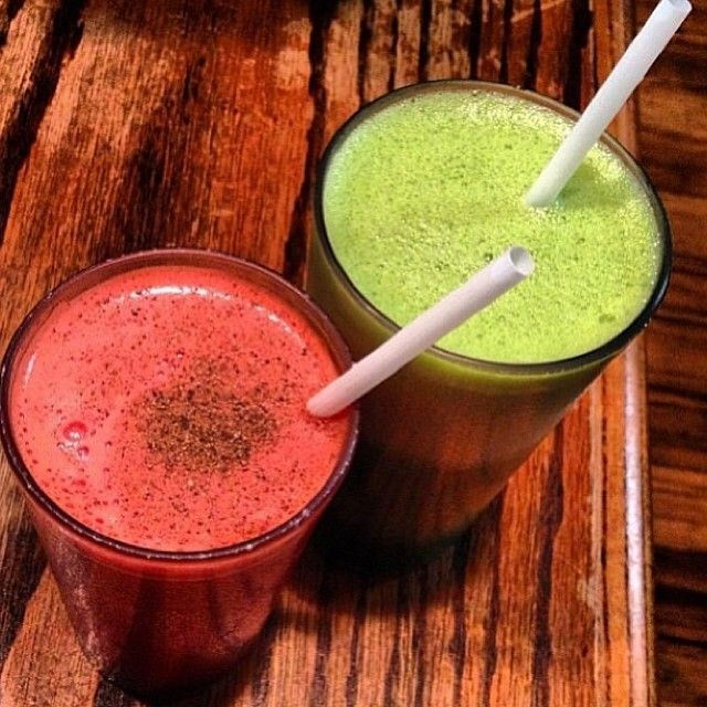 BFF smoothies!